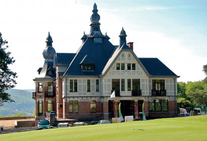 Club house - Golf - Rougemont